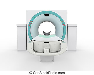 CT Scanner Tomography