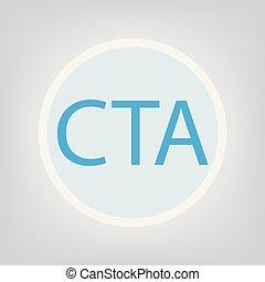 CTA (Call To Action) acronym