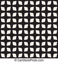 cuadrángulo, patrón, resumen, seamless