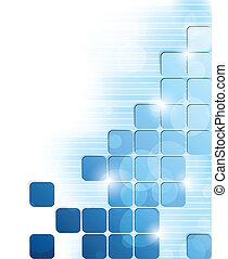 cuadrados, plano de fondo