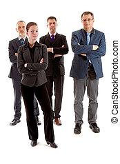 cuatro, empresarios
