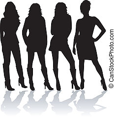 cuatro, modelos