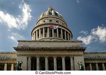 Cuba Capital Building