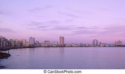 Cuba, La Habana, Havana, city view
