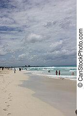 cuba, strand, paradijs