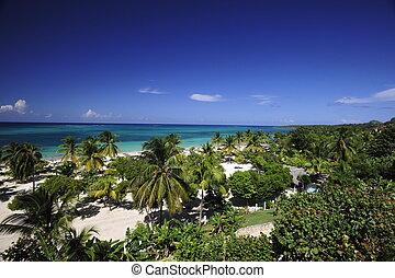 Cuban Beach - Beach at Guardalavaca, Holguin, Cuba
