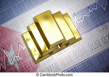 cuban gold reserves