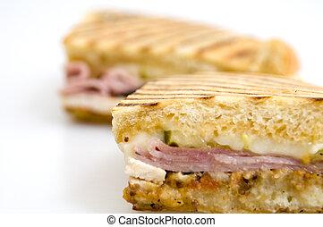 cubano, panini