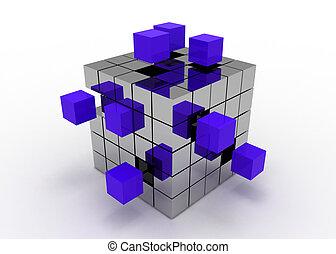 cube concept