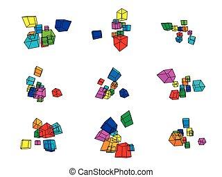 cube design elements