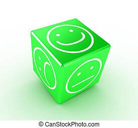 cube, faces