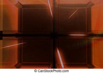 cube, ntsc, rouges
