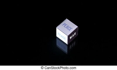 Cube, War-Peace