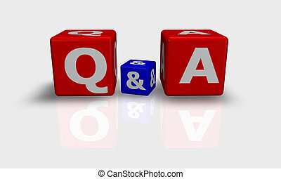 Cube words Q&A - Cube words with Q&A
