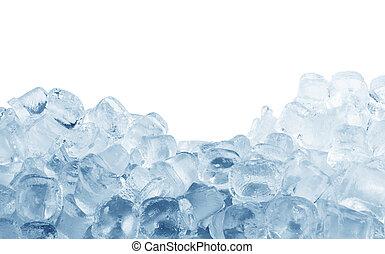 cubes glace