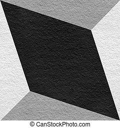 cubes., motívum, megkövez, textured
