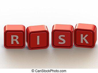 cubes:, ryzyko