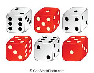 cubes., tocando