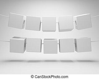 cubi, fila