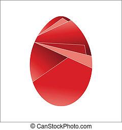 Cubic eggs