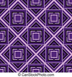 Cubic pattern background