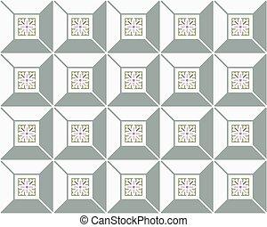 Cubic seamless