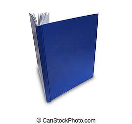 cubierta de libro, blanco