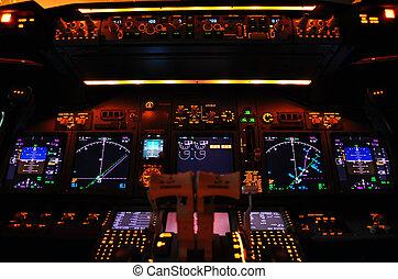 cubiertade vuelo