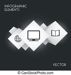 cubo, infographics