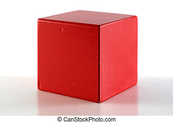cubo rosso