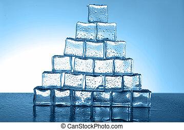 cubos gelo