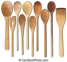 cucchiai legno