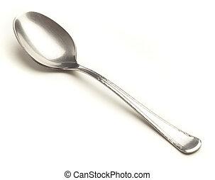 cucchiaio, metallo