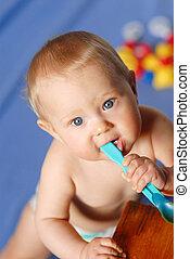 cuchara bebé