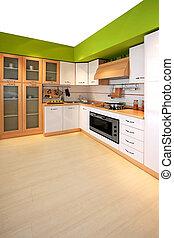 cucina, 2, verde