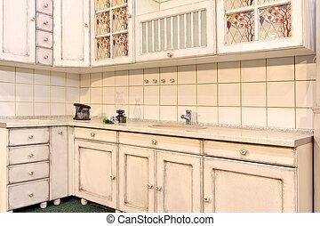 cucina, bianco