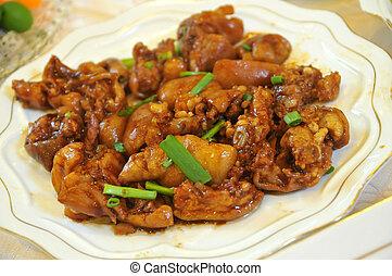 cucina, cinese