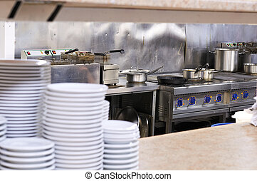 cucina, ristorante