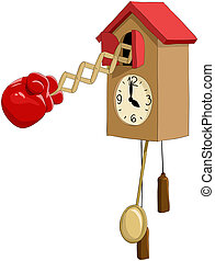 Cuckoo clock
