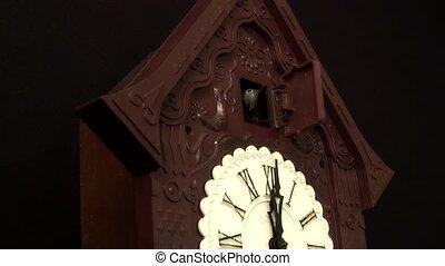 Cuckoo Clock,