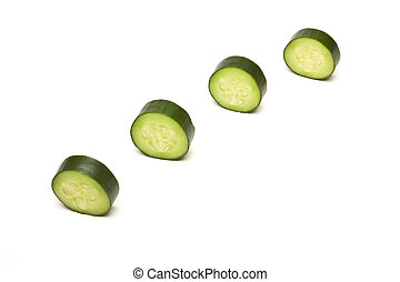 Cucumber Abstract