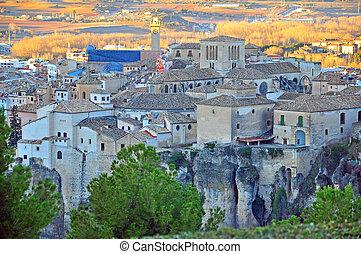 Cuenca old town, Spain