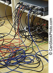 cuerdas, eléctrico