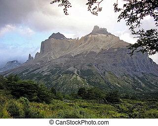 Cuernos del Paine II, Torres del Paine National Park, Chile
