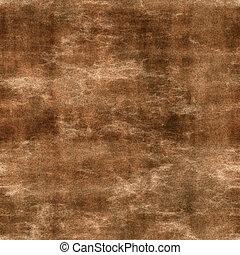 cuero, fondo marrón