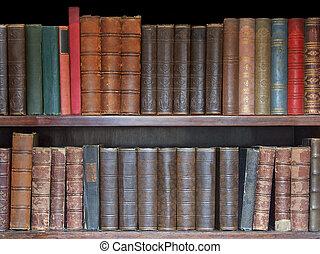 cuero, libros