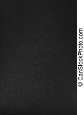 cuero, textura, plano de fondo, blackish