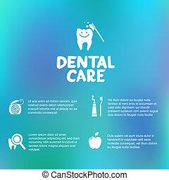 Odontologia Infographics Ferramentas Alça Decadência Processo