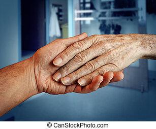 cuidado idoso