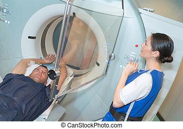 cuidados de saúde, médico, modernos, equipamento, preventional, medicina